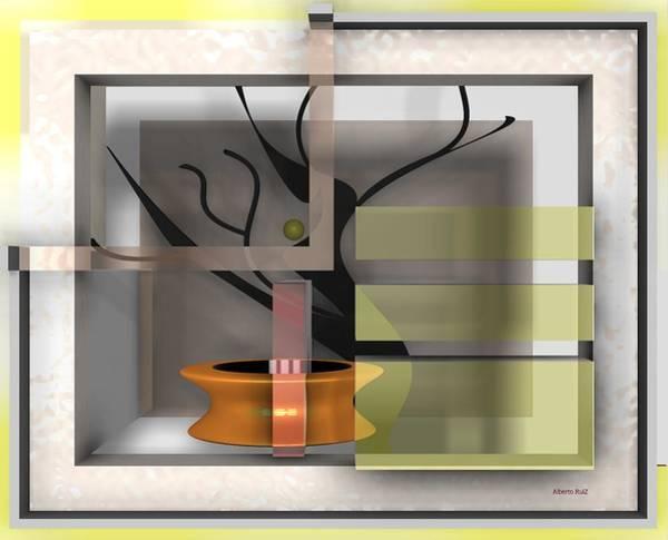 The Shade A Bonsai Poster