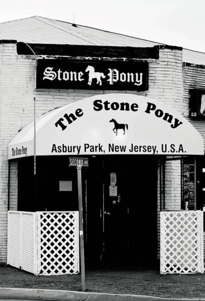 The Stone Pony Asbury Park Nj Poster