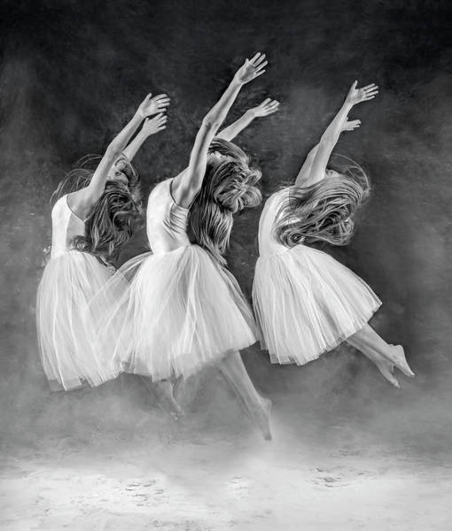 The Three Dancers Poster