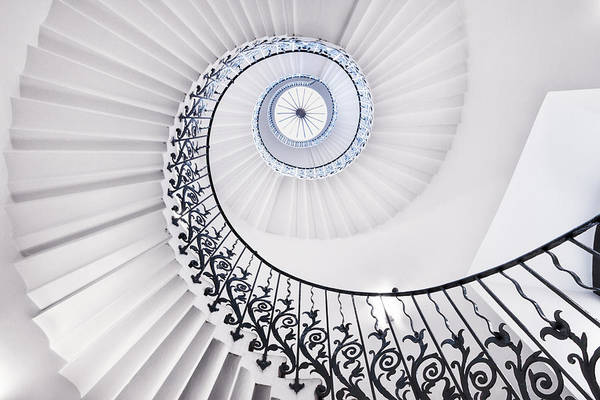 The Tulip Staircase Poster