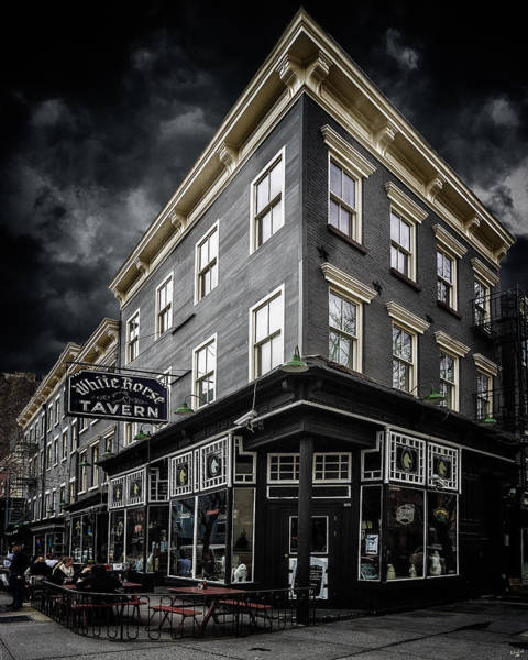 The White Horse Tavern Poster