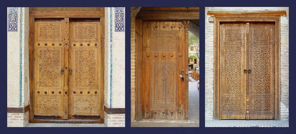 Three Doors To Bukhara Poster