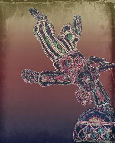Tin Bunny Poster