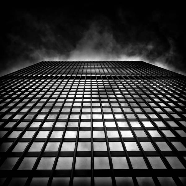 Poster featuring the photograph Toronto Dominion Centre No 79 Wellington St W by Brian Carson