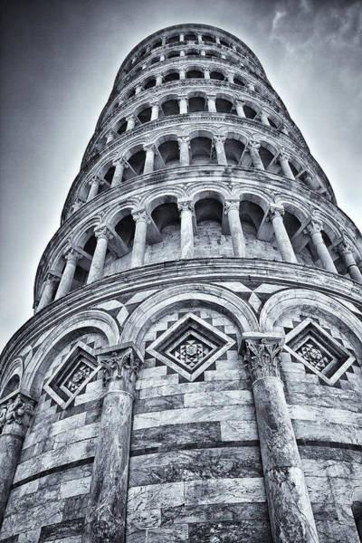 Tower Of Pisa Poster