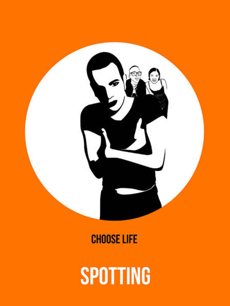 Trainspotting Poster 2 Poster