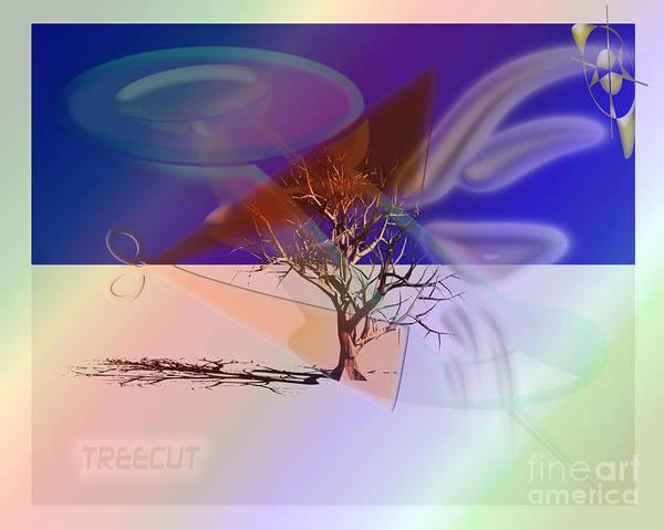 Tree Cut Poster