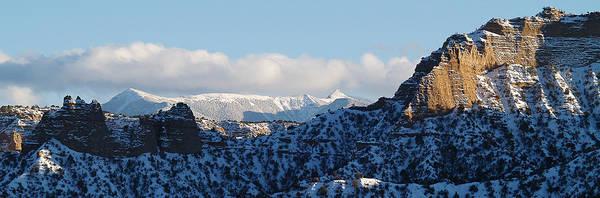 Truchas Peaks Poster