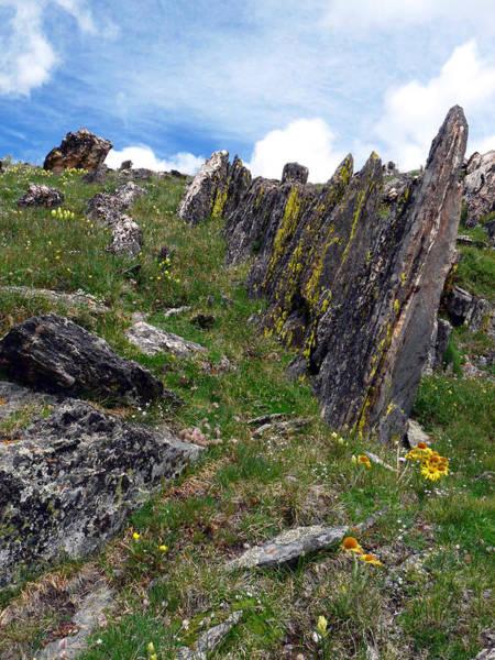 Tundra Rocks Poster