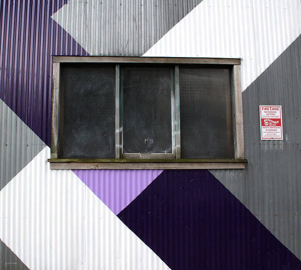 Urban Window- Photography Poster