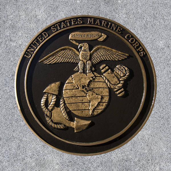 Us Marine Corps Poster