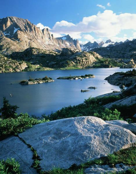 Usa, Wyoming, Bridger Wilderness Poster