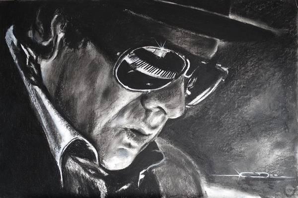 Van Morrison -  Belfast Cowboy Poster