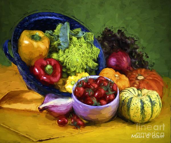 Veggie Bowl  Poster