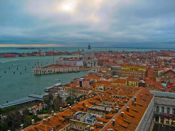 Venice Overlook Poster