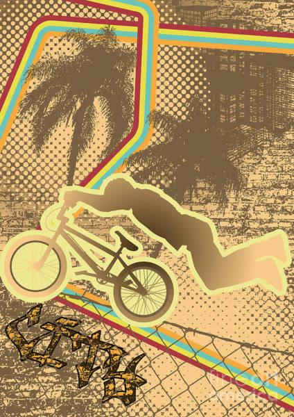 Vintage Urban Grunge Background Design Poster