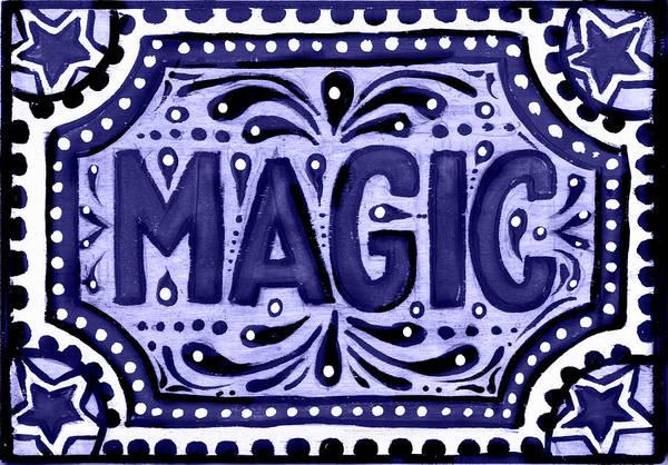 Violet Magic  Poster