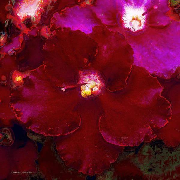 Violets No. 3 Poster