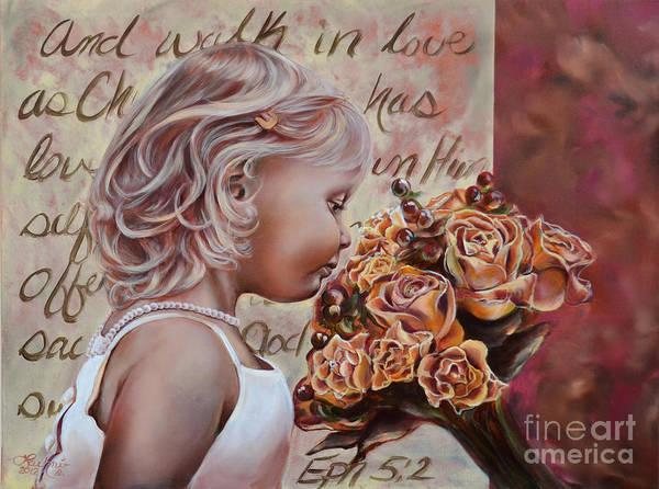 Walk In Love Poster