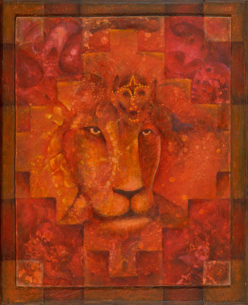Warrior King Poster