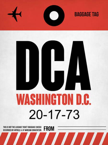 Washington D.c. Airport Poster 1 Poster