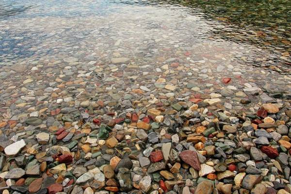Waterton Lakes Shore Poster