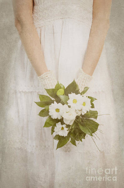 Wedding Bouquet Poster
