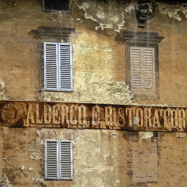 Weekend In Siena Poster