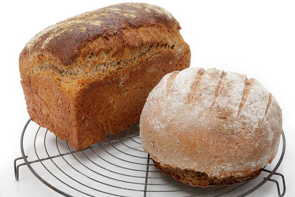 Wholemeal And Rye Poster