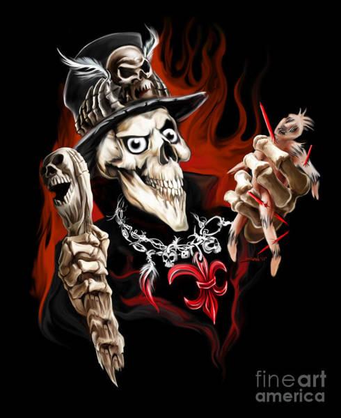 Wicked Voodoo Doctor Poster