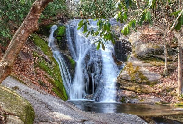 Widows Creek Falls Poster