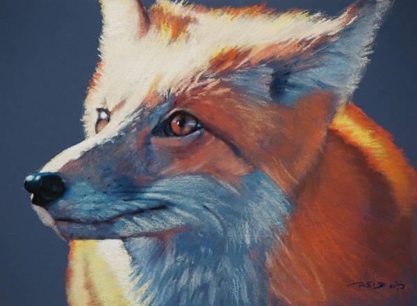 Wilbur Fox Poster
