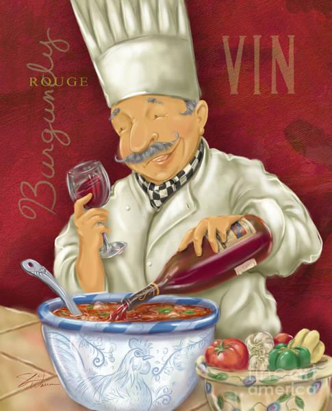 Wine Chef II Poster