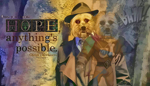 With Hope Anything Is Possible 5 Poster