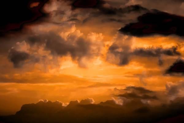 Wolkenspiel Poster