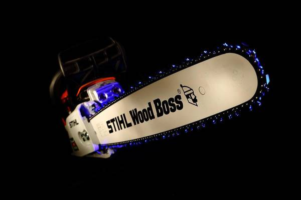 Wood Boss Poster
