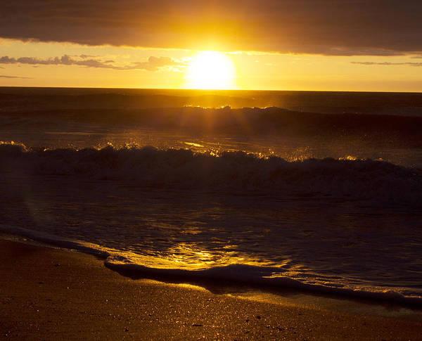 Wrightsville Beach Sunrise Poster
