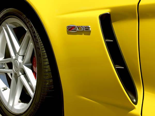 Yellow Vet Poster
