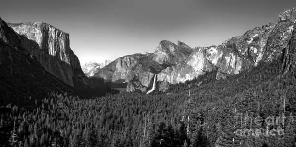 Yosemite Inspiration Point Poster