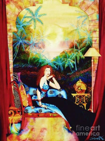 Young Debutante Poster