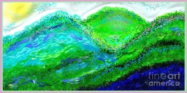 Van Gogh Sunrise Poster