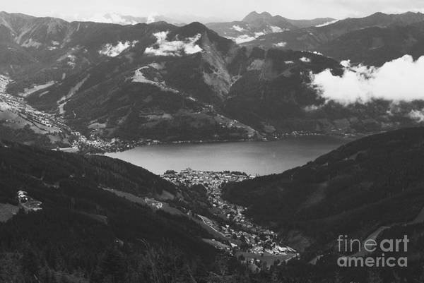 Zell Am See Iv Poster