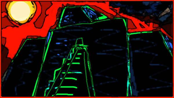 Ziggurat Nites Poster