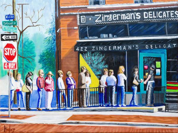 Zingerman's Deli Poster