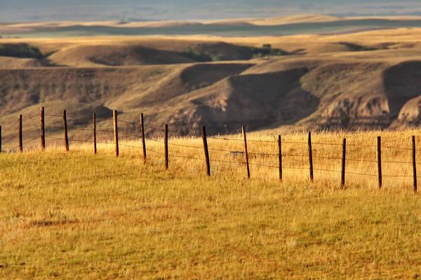 Big Muddy Valley Of Saskatchewan Poster