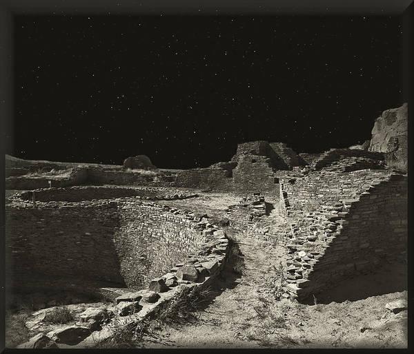 Chaco Canyon Poster