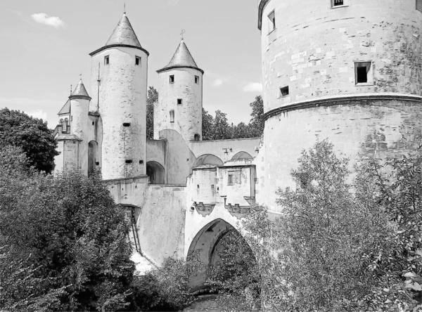 Germans Gate Metz France Poster