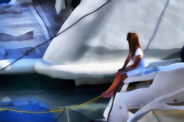 Genova Salone Nautico Internazionale - Genoa Boat Show Poster