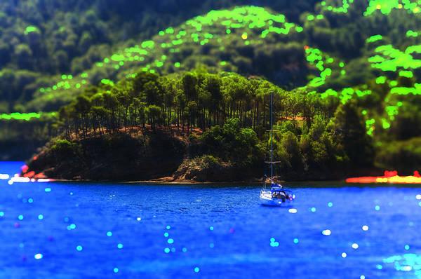 A Taste Of Elba Island - A Place Of My Dreams - Un Posto Da Sogno - Ph Enrico Pelos Poster