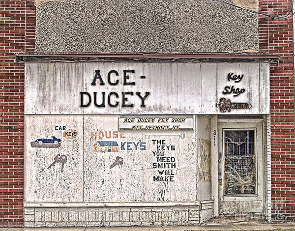 Ace-ducey Poster